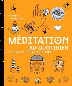 Méditation au quotidien - hachette - 9782019453152 -