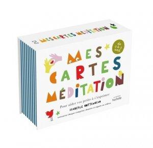 Mes Cartes méditation - Hachette - 9782019457723 -