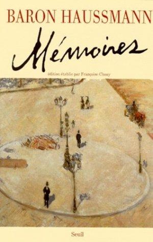 Mémoires - Seuil - 9782020398985 -