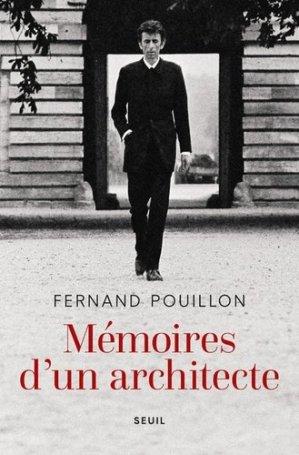Mémoires d'un architecte - seuil - 9782021427110 -
