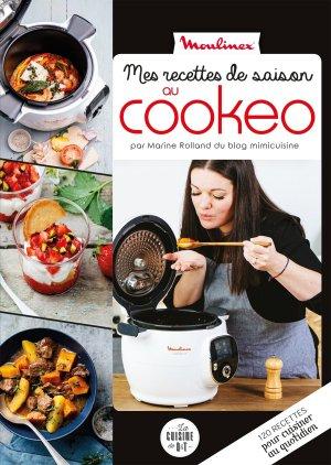 Mes recettes de saison au cookeo - dessain et tolra - 9782035970152 -