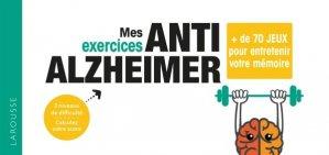 Mes exercices Anti-Alzheimer - Larousse - 9782035971609 -