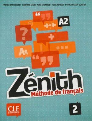 Zénith 2 A2 - Nathan - 9782090386110 -