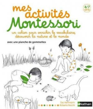 Mes activités Montessori - nathan - 9782092786734 -