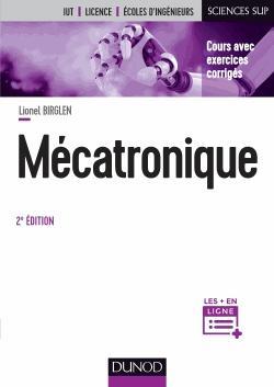 Mécatronique - dunod - 9782100776528 -