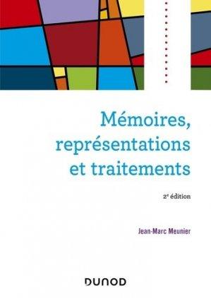 Mémoires, représentations et traitements - dunod - 9782100798728 -