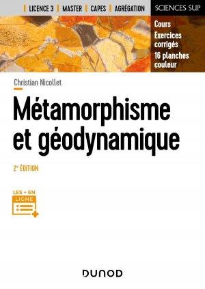 Métamorphisme et géodynamique - dunod - 9782100806911 -