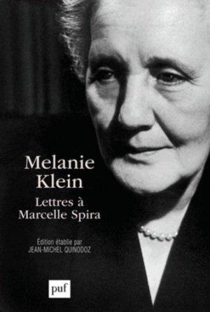 Mélanie Klein - puf - 9782130620693