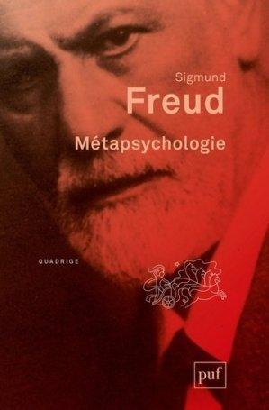 Métapsychologie - puf - presses universitaires de france - 9782130807681 -