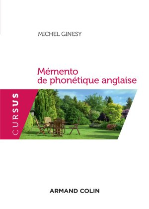 Mémento de phonétique anglaise - armand colin - 9782200623722