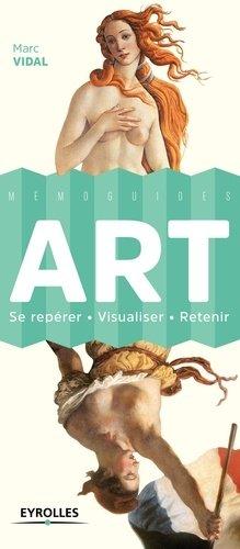 Mémoguide Art - Eyrolles - 9782212563160 -