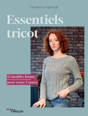 Essentiels tricot - eyrolles - 9782212678826 -
