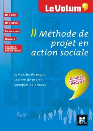 Méthode de projet en action sociale - foucher - 9782216133796 -