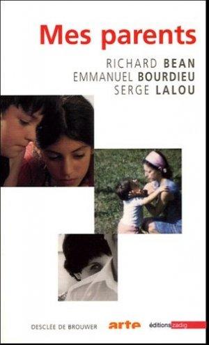 Mes parents. Coffret 3 volumes - Desclée de Brouwer - 9782220056029 - majbook ème édition, majbook 1ère édition, livre ecn major, livre ecn, fiche ecn