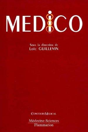 Medico - lavoisier msp - 9782257103529 -
