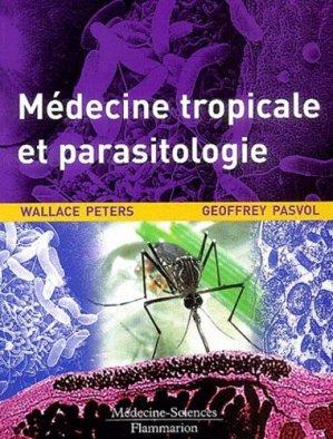 Médecine tropicale et parasitologie - lavoisier msp - 9782257145642 -