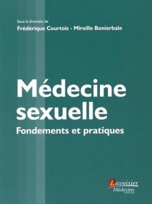 Médecine sexuelle - lavoisier msp - 9782257206527 -