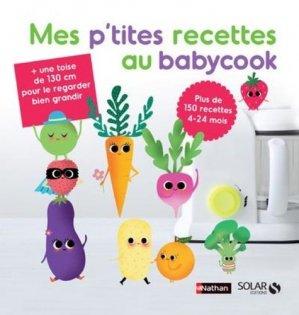 Mes p'tites recettes babycook - solar - 9782263169748 -