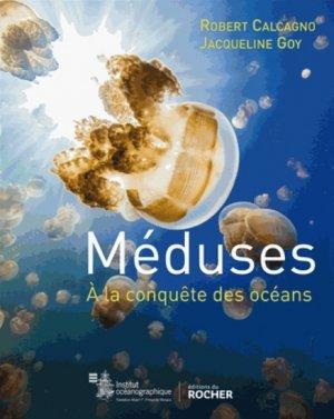 Méduses - du rocher - 9782268075983 -