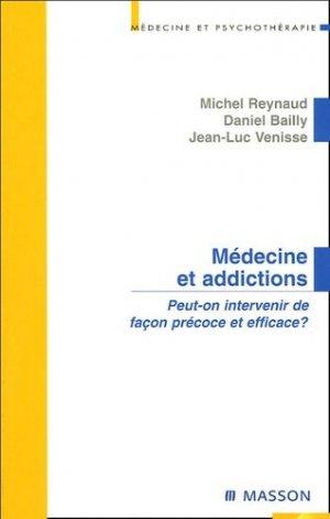 Médecine et addictions - elsevier / masson - 9782294018169