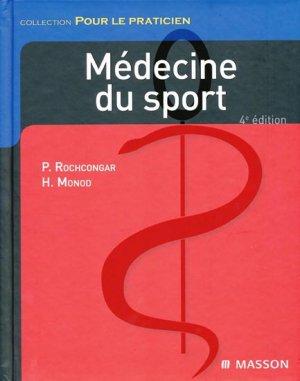 Médecine du sport - elsevier / masson - 9782294706097 -