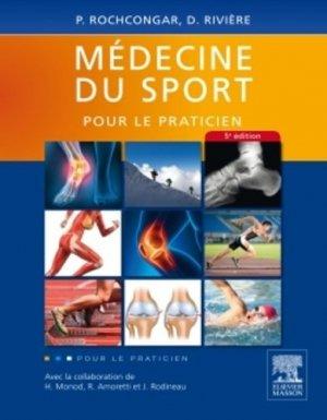 Médecine du Sport pour le Praticien - elsevier / masson - 9782294731921 -