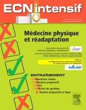 Médecine physique et de réadaptation - elsevier / masson - 9782294740787 -