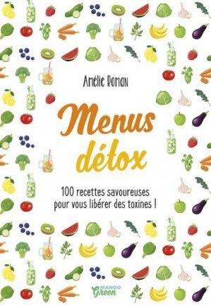 Menus détox - mango - 9782317020070 -