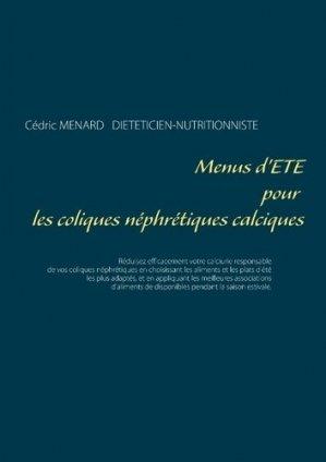 Menus d'été pour les coliques néphrétiques calciques - Books on Demand Editions - 9782322111367 -