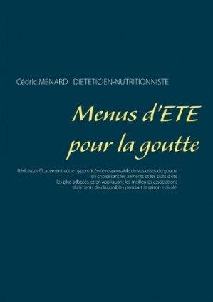 Menus d'été pour la goutte - Books on Demand Editions - 9782322133994 -