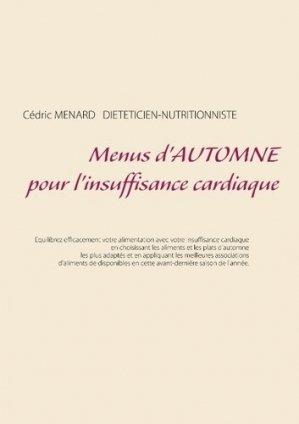 Menus d'automne pour l'insuffisance cardiaque - Books on Demand Editions - 9782322146499 - https://fr.calameo.com/read/005884018512581343cc0