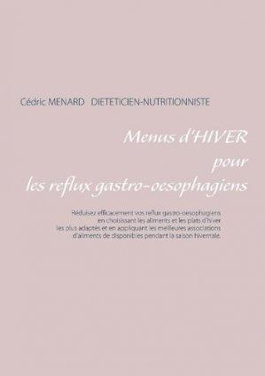 Menus d'hiver pour les reflux gastro-oesophagiens - Books on Demand Editions - 9782322161447 -