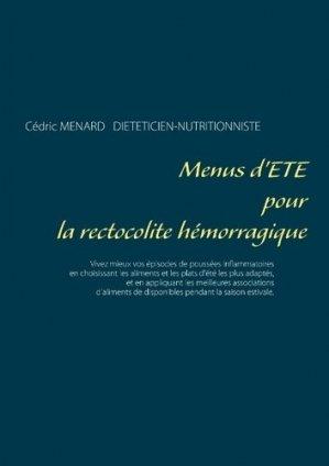 Menus d'été pour la rectocolite hémorragique - Books on Demand Editions - 9782322171095 -