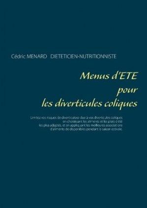 Menus d'été pour les diverticules coliques - Books on Demand Editions - 9782322171354 -