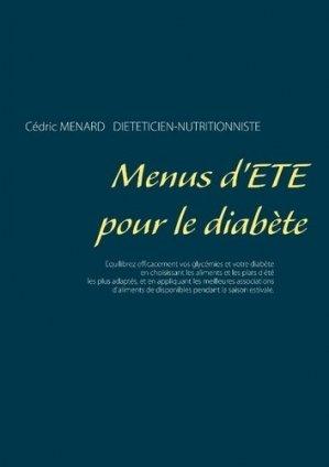 Menus d'été pour le diabète - Books on Demand Editions - 9782322172092 -