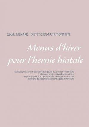 Menus d'hiver pour l'hernie hiatale - Books on Demand Editions - 9782322189304 -