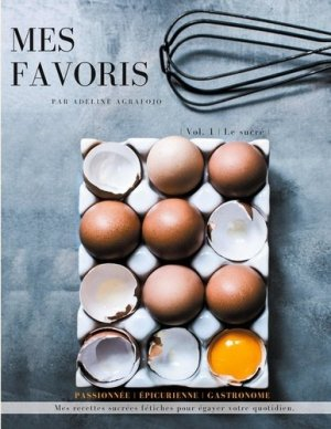 Mes favoris - Books on Demand Editions - 9782322223626 -