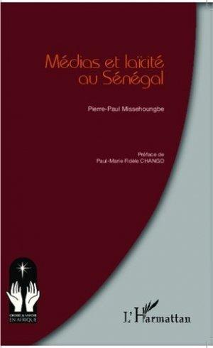 Médias et laïcité au Sénégal - l'harmattan - 9782343013480 -