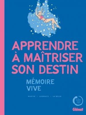 Mémoire vive - Glénat - 9782344031377 -