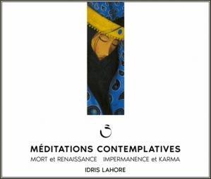 Méditations contemplatives - Livre audio - ecce - 9782351953105 -