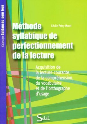 Méthode Syllabique de perfectionnement de la lecture - solal - 9782353270750 -