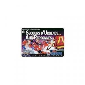Mémento opérationnel du Secours d'Urgence Aux Personnes (SUAP) - Icone graphic - 9782357386099 -