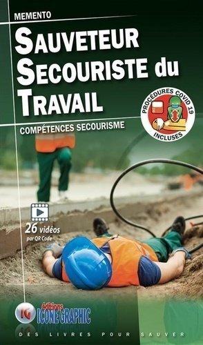 Mémento Sauveteur Secouriste du Travail - Icone graphic - 9782357386365 -