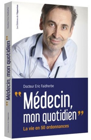 Médecin, mon quotidien - de l'opportun - 9782360754977 -