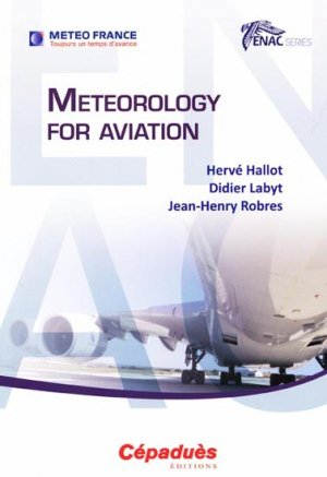 Meteorology for aviation - cepadues - 9782364930308 -