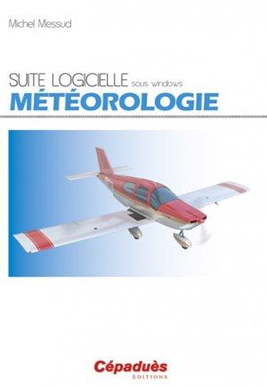 MÉTÉOROLOGIE Suite logicielle - cepadues - 9782364931350 -