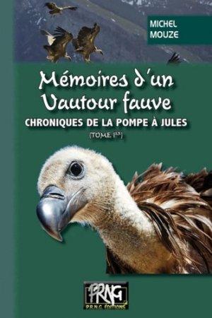 Mémoires d'un Vautour fauve - prng - 9782366340327 -
