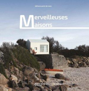 Merveilleuses maisons - Point de Vues - 9782371950351 -