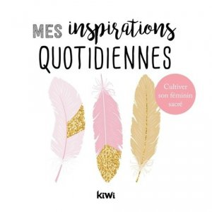 Mes inspirations quotidiennes - kiwi - 9782378830663