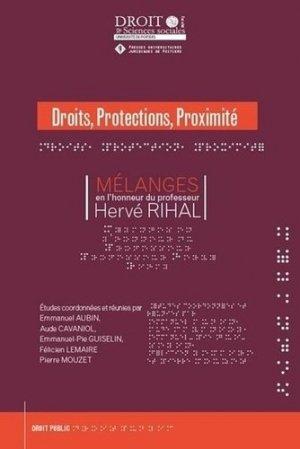 Mélanges en l'honneur du Professeur Henri Rihal - Presses universitaires juridiques de Poitiers - 9782381940069 -